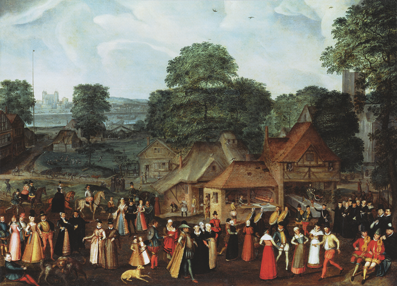 Elizabethan Era Villages and Village Life