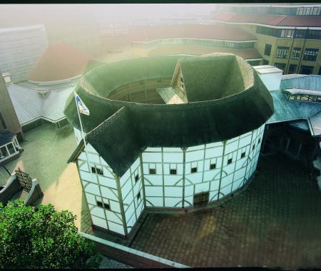 The Elizabethan Theater in England, Elizabethan Stage