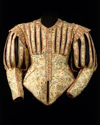 Tudor Clothing Doublet