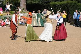 Tudor Dances and Dance Forms