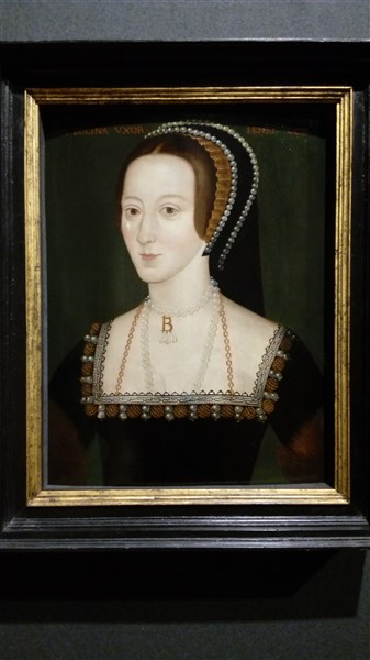 Anne Boleyn execution in Tudor era