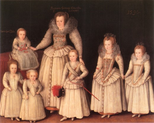 clothing-in-elizabethan-england