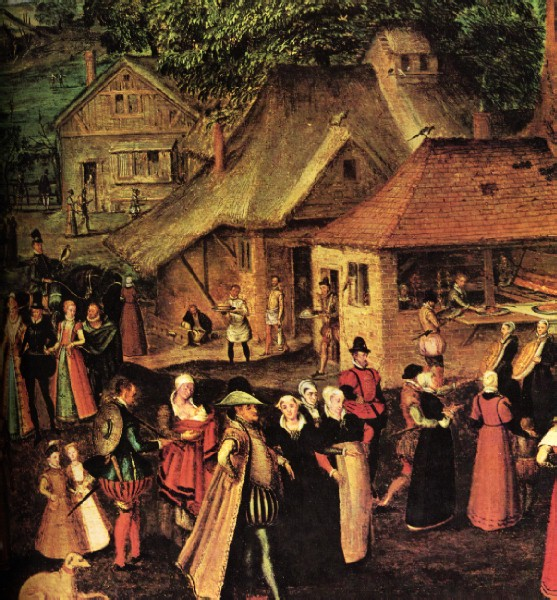 life in elizabethan england during the Renaissance fashion - women's clothing in  but weather in england during the period was cool and wet as northern  daily life in elizabethan england,.