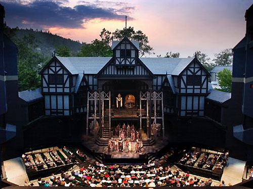 Elizabethan Bell and Savage Inn Theater