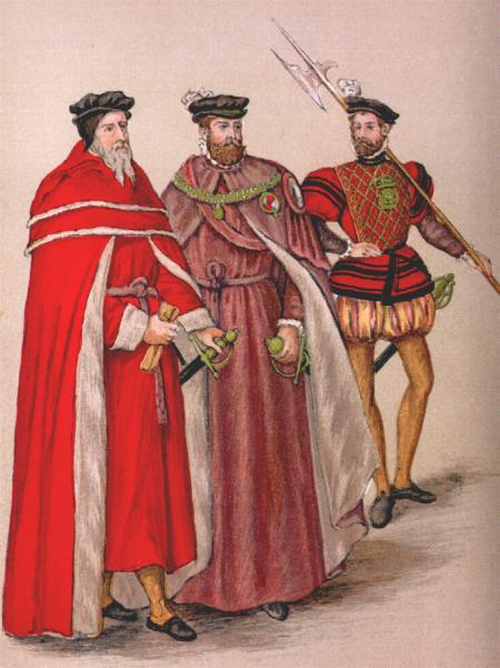 England Fashion during the Elizabethan Age